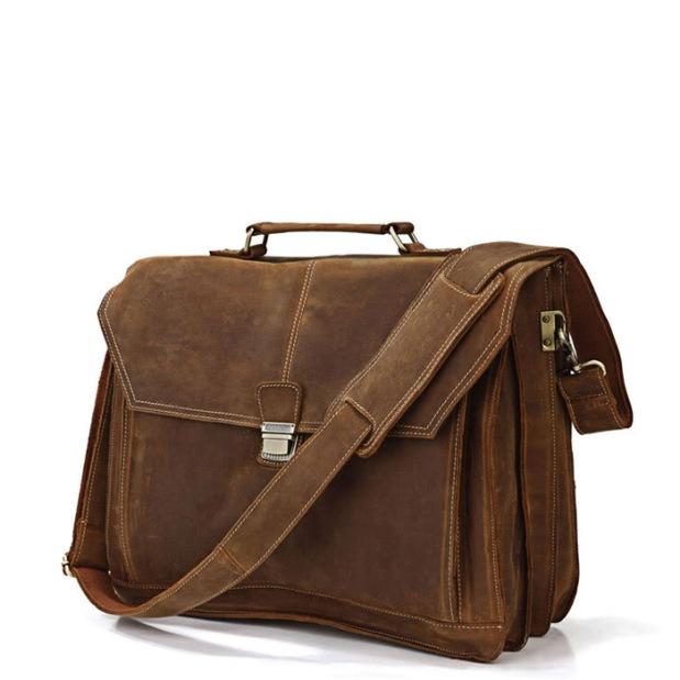 maletines ejecutivos de cuero